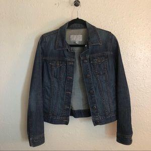 Old Navy Jean Jacket Dark Wash Small